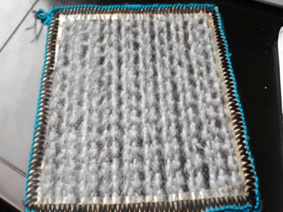 覆膜防水毯