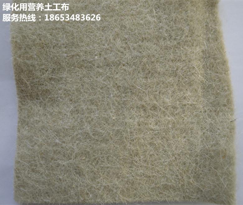 短纤营养土工布